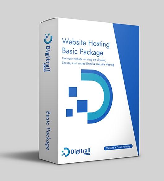 Basic Web Hosting Package
