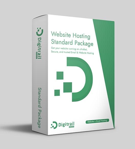 Standard Web Hosting Package